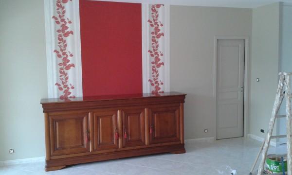 Travaux de peinture de la Charente
